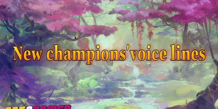 Voice Lines of the Two New Champions Has Been Found 1
