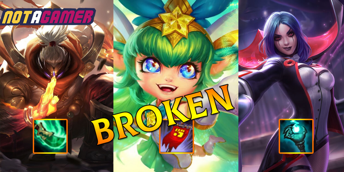 Top 3 Most Powerful Broken Items That Was Removed by Riot 1