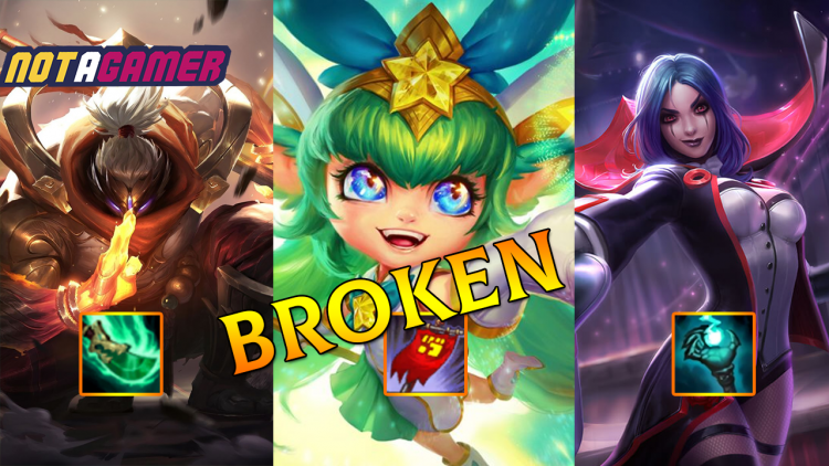 10 Most Nerfed Champions in League of Legends History (P1). 6