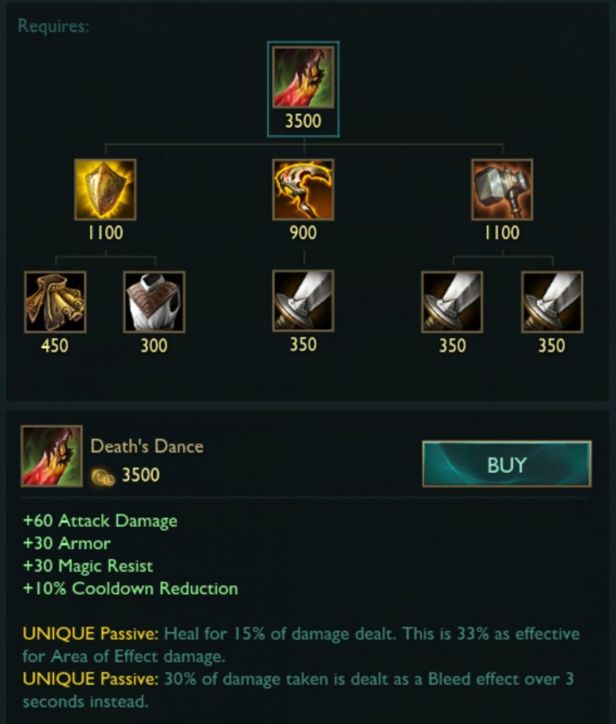 """Riot Games on Death's Dance - """" Go and abuse it"""" 2"""