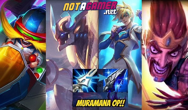 Here are 3 champions that benefit from Manamune 10