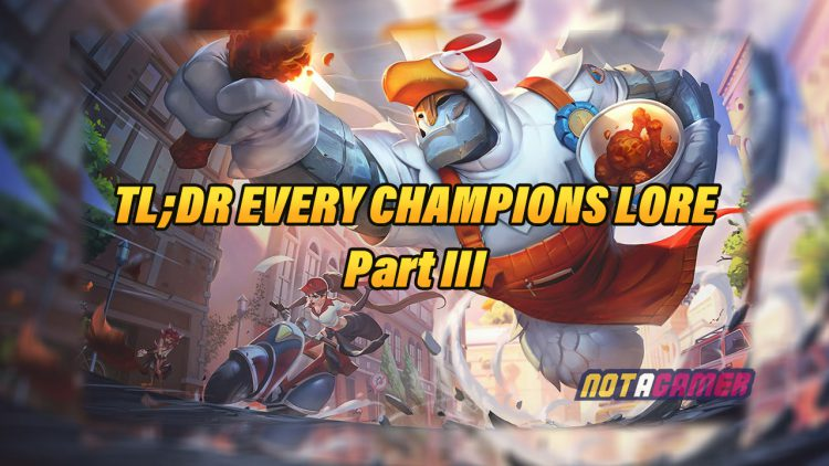 2020 Champions Lore for Those Who Are Too Lazy to Read [Part 5] 4
