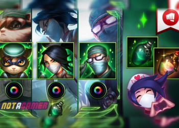 Riot Games Released COVID-19 Charity Fundraiser Special Skins, Chromas, Bundles, and More! 6