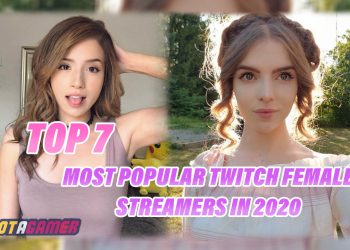 TOP 7: Most Popular Female Streamers on Twitch 2020 5