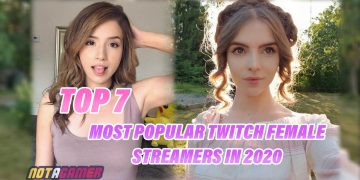 TOP 7: Most Popular Female Streamers on Twitch 2020 7