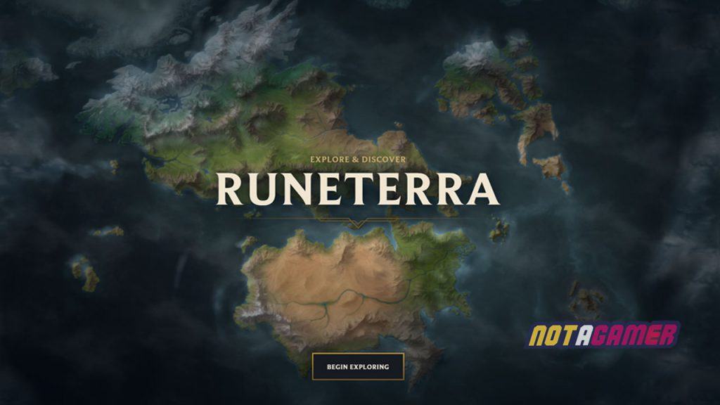 Runeterra map