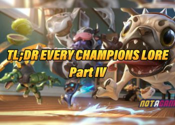 2020 Champions Lore for Those Who Are Too Lazy to Read [Part 1] 1