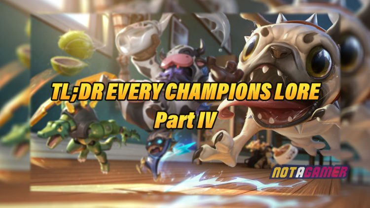 2020 Champions Lore for Those Who Are Too Lazy to Read [Part 5] 2
