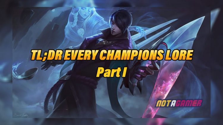 2020 Champions Lore for Those Who Are Too Lazy to Read [Part 5] 6