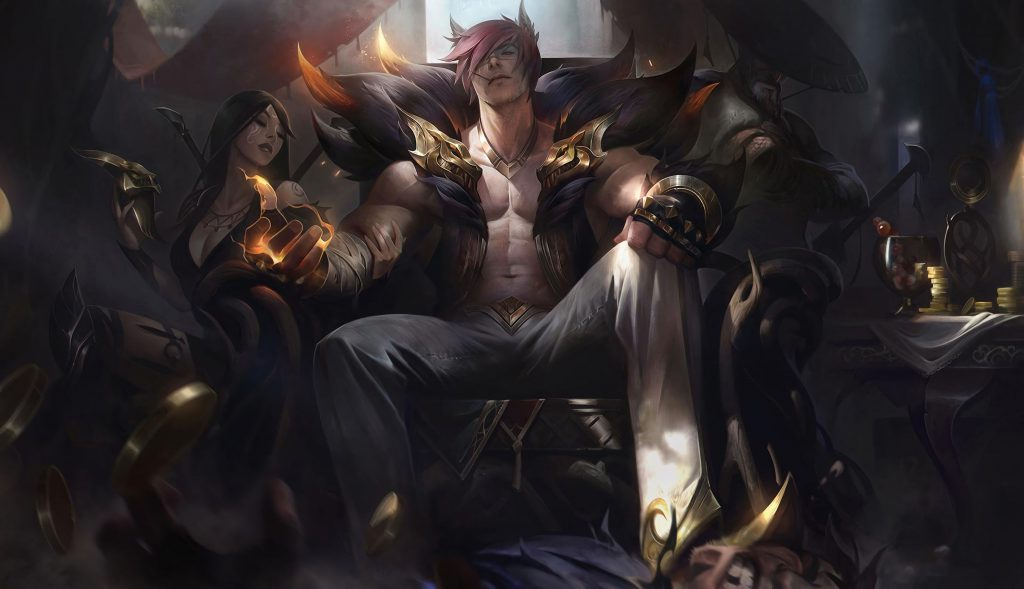 8 most iconic champion reveals in League of Legends (part I) 2