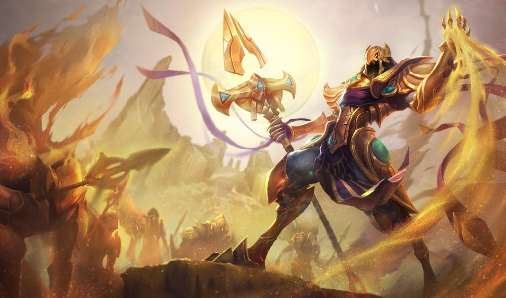 8 most iconic champion reveals in League of Legends (part I) 9
