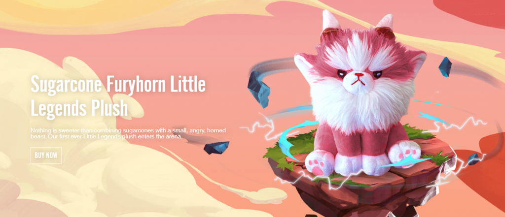 Riot to Release Little Legends Merchandise and It's Stunningly Adorable 1