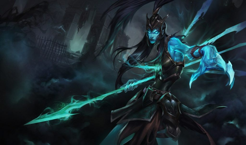 8 most iconic champion reveals in League of Legends (part I) 5
