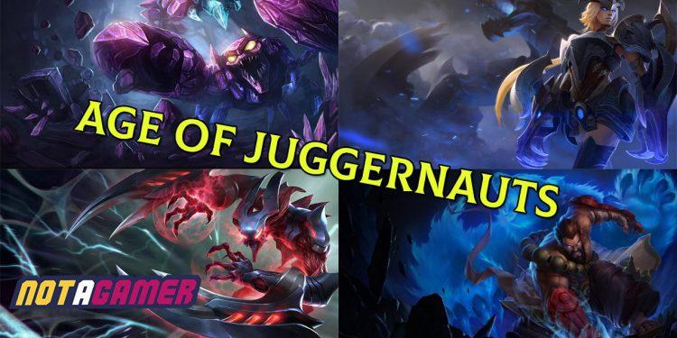 Future Champion Update Revealed: Age of Juggernauts 1