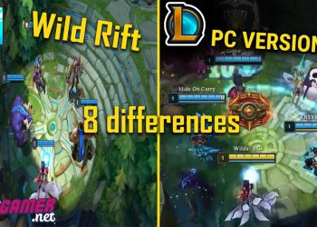 8 Differences That Players Has Pointed out in League of Legends: Wild Rift 4
