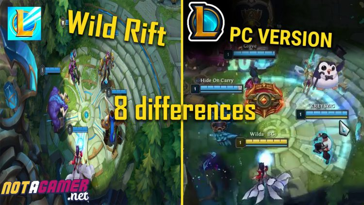 """Measure """"iron Hand"""", Riot Was Confident That Wild Rift Would Not Have the Troll, Feed, AFK? 7"""
