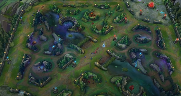 Official: Wild Rift - Lane Change - Wild Rift Lane 1