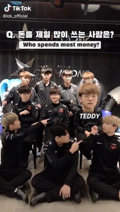 T1 members