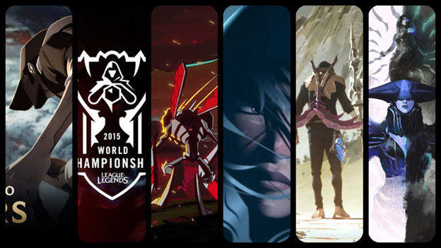 Top 6: Best WC Songs - Legend Entitled Rise and Warriors 1
