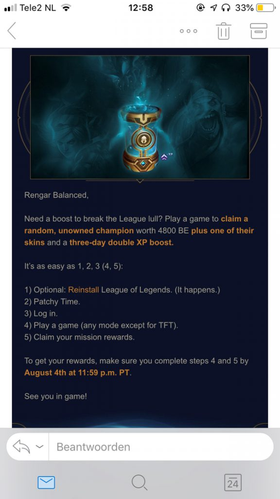 Riot Give Gifts