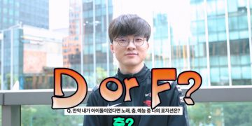 Faker Played Sett in The Final Game, T1 Lost to an Opponent Which is Evaluated Worse Than Them Considerably 9