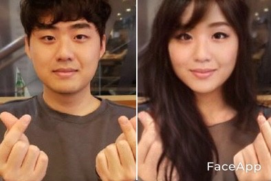 LoL male player become female