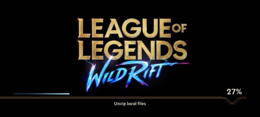 League Of Legends Wild Rift Apk 0 3 0 3050 Beta Early Access Not A Gamer Esports Gaming Influencer News