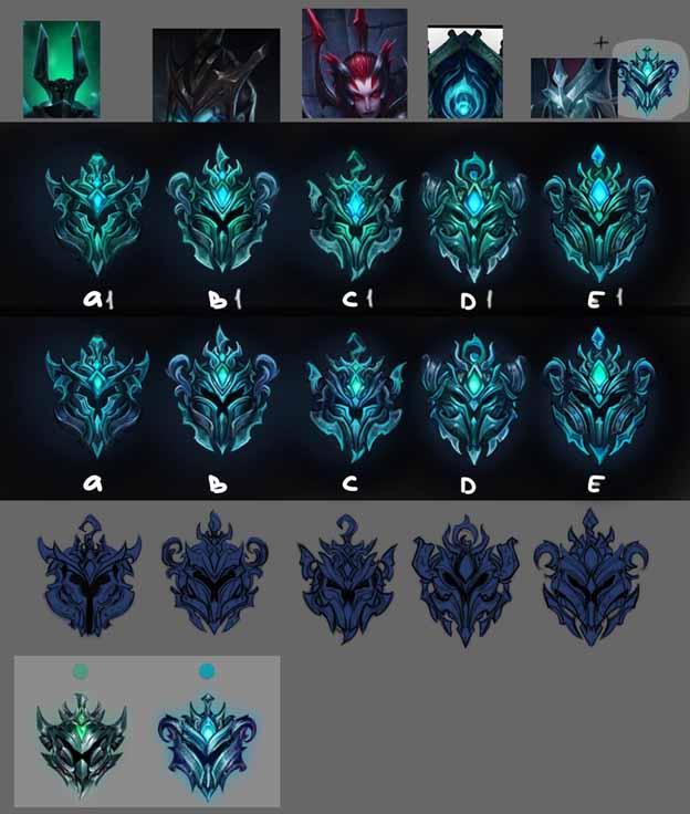 Emerald rank
