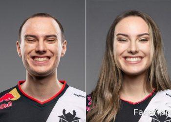 When Lol Male Player Become Female (P2) 8