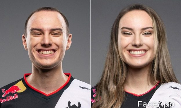 When Lol Male Player Become Female (P2) 1