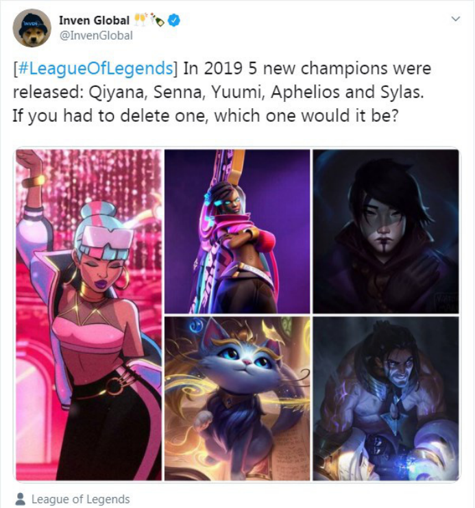 According to the LoL community, these champions should be DELETED! 12