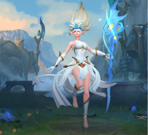 Riot Games is being strongly opposed because the female champion skins in Wild Rift are... not sexy enough 2