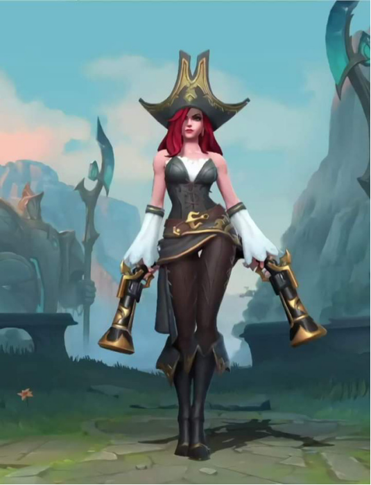 Riot Games is being strongly opposed because the female champion skins in Wild Rift are... not sexy enough 4