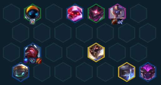 Team Comps of Team Fight Tactics: Top 5 Hot Meta Team Comps in patch 10.12 2
