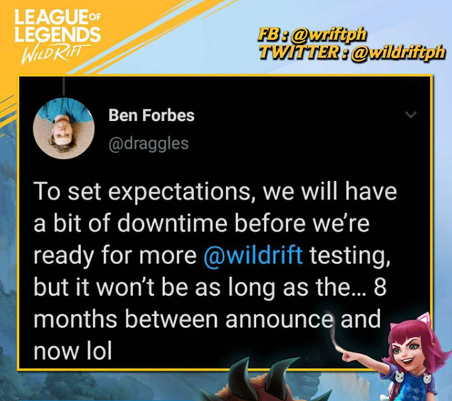 """Measure """"iron Hand"""", Riot Was Confident That Wild Rift Would Not Have the Troll, Feed, AFK? 3"""