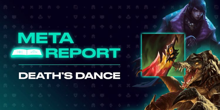 """Riot Games on Death's Dance - """" Go and abuse it"""" 1"""