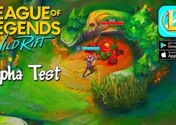 What conditions do gamers have a chance to participate in the Wild Rift Alpha Test? 8