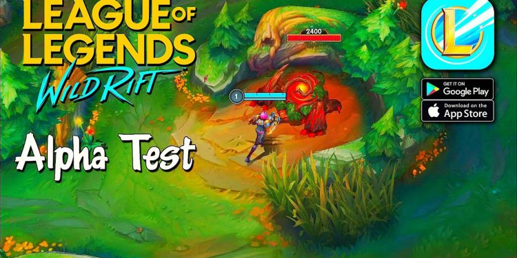 What conditions do gamers have a chance to participate in the Wild Rift Alpha Test? 1
