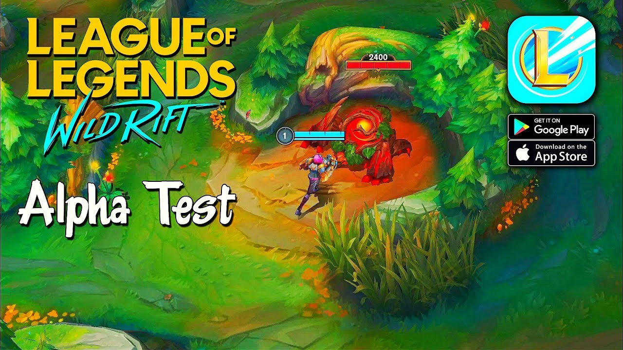 What Conditions Do Gamers Have A Chance To Participate In The Wild Rift Alpha Test