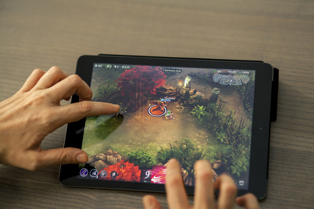 Wild Rift may have a touch-screen control style like Vainglory! 4