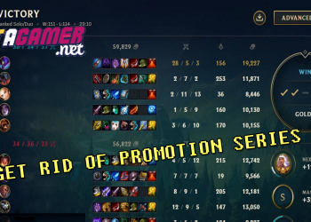 Riot is going to get rid of promotion series from the next season!!! 1