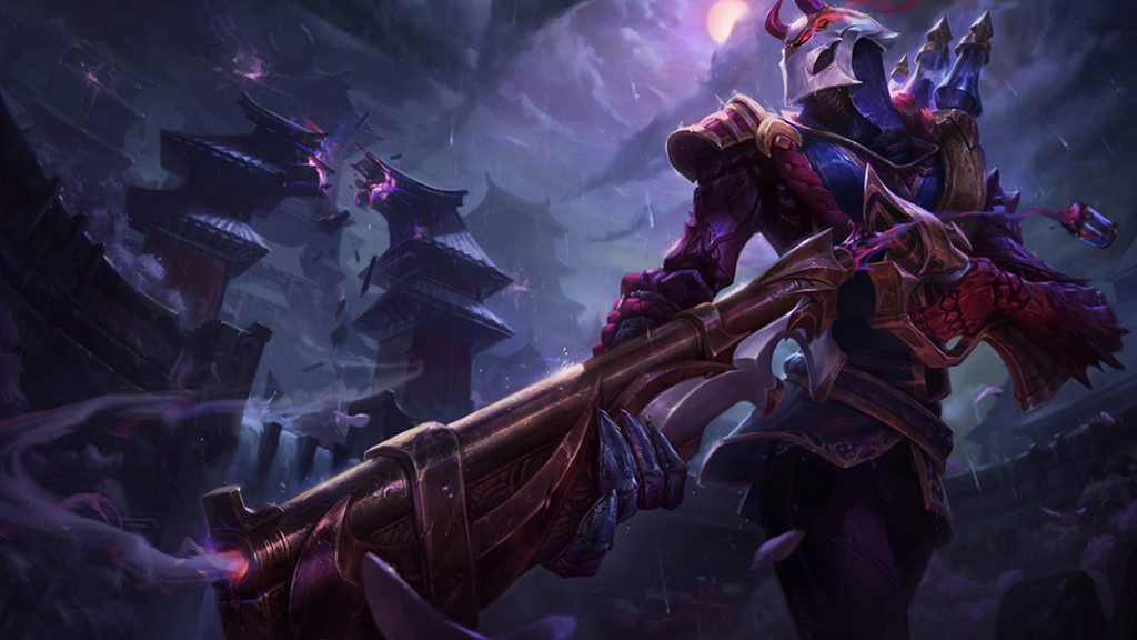 Which One In League Of Legends Is Riot S Best Designed Champion Not A Gamer