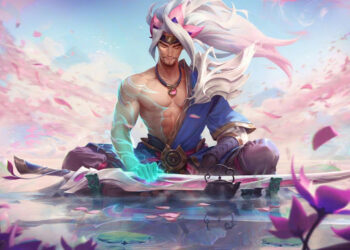 TOP 10: Best Visually Designed Champions in League of Legends (Part II) 5