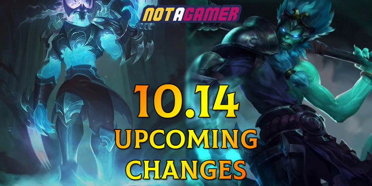 10.14 Upcoming Changes Preview - the Reincarnation of Zed? 1