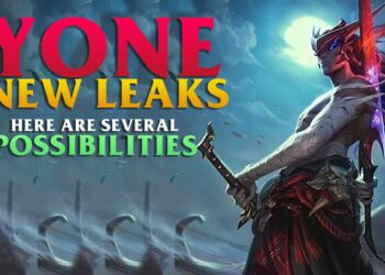 Is This Yone's Leaked Splash Art? Here Are Several Possibilities 1