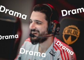 "Breaking ""News"": The drama of Flamengo esport Brazil 6"