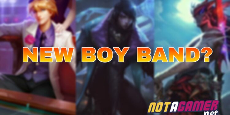 Riot is planning for a new Worlds 2020 boy band called BLOODTHIRSTER 1