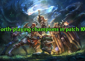 League of Legends: Which champions are worth-playing in patch 10.13 10