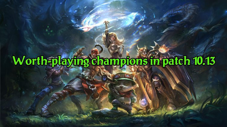 Here are 3 champions that benefit from Manamune 4