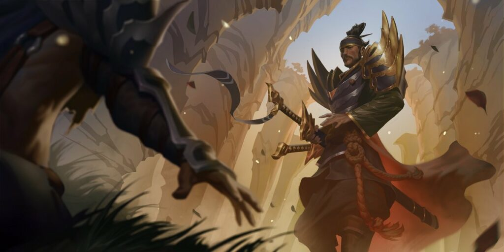 Yone had been Leaked by Riot Games 6 Months ago in LOR and there are more Secrets